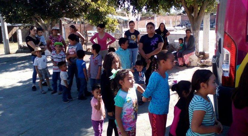 SMDIF Penjamillo Lleva Alegría a Todos los Niños y Niñas del Municipio