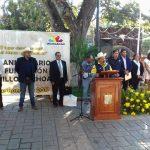 Acto Cívico Conmemorativo al 457 Aniversario de la Fundación de Penjamillo