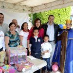 Presidente Municipal Apoyó en la Colecta del Juguetón