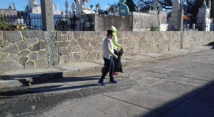 SE LLEVA A CABO LA PRIMER CAMPAÑA DE LIMPIEZA ENCABEZADA POR EL PRESIDENTE MUNICIPAL JOSÉ LEYVA DUARTE