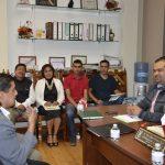 PRESIDENTE MUNICIPAL BUSCA ACERCAR LA LICENCIATURA EN EDUCACIÓN ARTÍSTICA