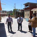SUPERVISA ALCALDE 2DA ETAPA DE CONSTRUCCION DEL SISTEMA DE AGUA POTABLE EN COLONIA 25 DE ENERO