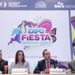 Anuncian la histórica Expo Fiesta Michoacán 2017