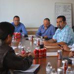 EL PRESIDENTE MUNICIPAL VICTOR VÁZQUEZ SE REUNE CON TITULARES Y REPRESENTANTES DE DEPENDENCIAS DEL GOBIERNO FEDERAL