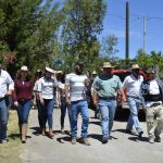 EL GOBIERNO MUNICIPAL  ACOMPAÑA Y APOYA LOS PROYECTOS DE LA COMUNIDAD DE SAN LORENZO.