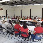 PRESIDENTE MUNICIPAL SE REÚNE CON PROFESORAS DE LA ZONA 23 DE SECUNDARIAS GENERALES