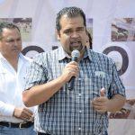 VÍCTOR VÁZQUEZ SIGUE CONTRIBUYENDO PARA  DESARROLLO DE LAS FAMILIAS PURUANDIRENSES