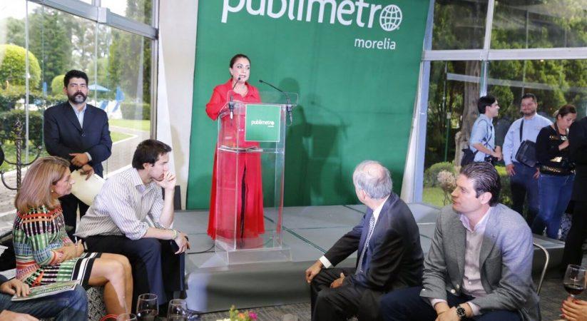 Medios de comunicación, factor importante para la democracia; reitera Julieta López