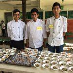 Estudiantes del Conalep Michoacán ofrecen muestra gastronómica