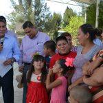 REHABILITARÁ ALCALDE ACCESO A EL CAUDILLO Y HARÁ VARIAS MEJORAS EN LA COMUNIDAD