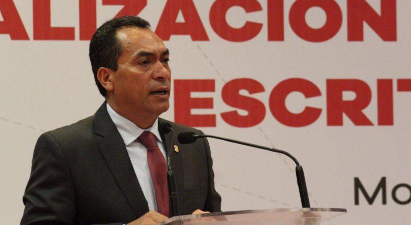 Reforma a Ley Orgánica de la Administración Pública optimizará trabajos y recursos: Adrián López