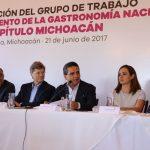 Gastronomía Michoacana Pone en Alto el Nombre de México: Sectur Federal