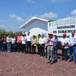 ENTREGÓ EL ALCALDE EL PRIMER CENTRO DE TELEBACHILLERATO EN LA PIEDAD