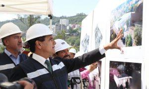 Supervisa Gobernador obras en Ceconexpo y cuartel de los GOES