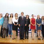 Sin participación política de la mujer no hay democracia: Silvano Aureoles