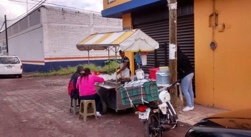 AMBULANTES DE CUALQUIER PUNTO DE LA CIUDAD REQUIEREN PERMISO