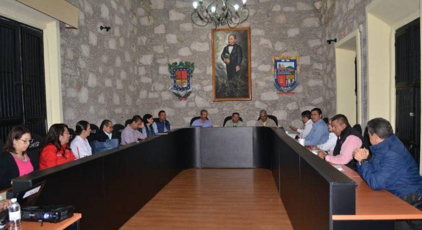 AUTORIZÓ EL CABILDO DONACIÓN DE UN PREDIO PARA CONSTRUIR EDIFICIO DE LA POLICÍA FEDERAL