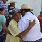 PRESIDENTE MUNICIPAL DA BANDERAZO INICIO DE LA OBRA EN LA CALLE ZARAGOZA