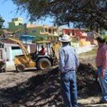SE LLEVA A CABO DESASOLVE DE ARROYO EN ZIPAQUIO