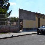 CONSTRUYEN MURO PERIMETRAL EN LA ESCUELA SECUNDARIA FEDERAL NO. 2