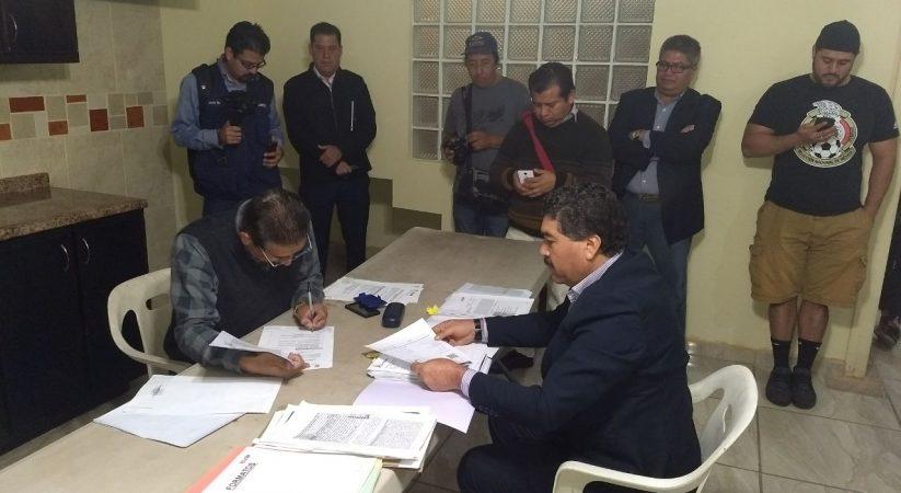 GABRIEL BERNAL FORMALIZA ANTE EL IEM SU ASPIRACIÓN A UNA CANDIDATURA INDEPENDIENTE PARA LA PRESIDENCIA MUNICIPAL