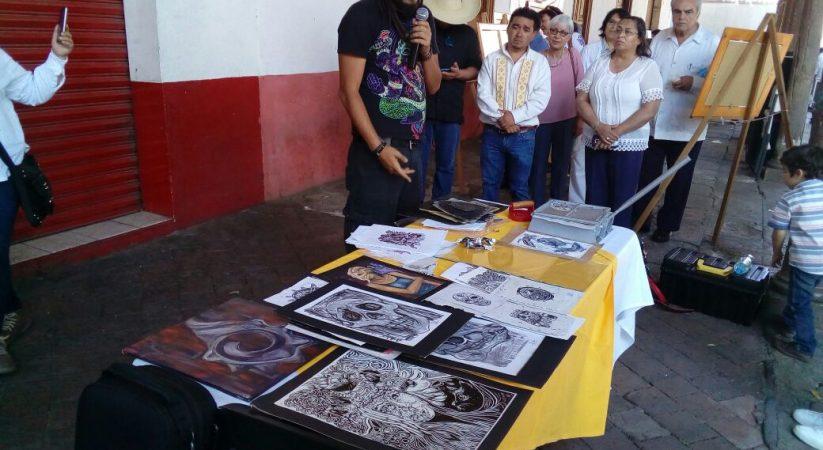 ARTISTAS PIEDADENSES PRESENTES EN EL HOMENAJE A COENEO