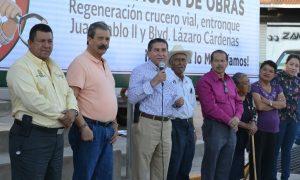 CONCLUYEN TRABAJOS DE REGENERACIÓN DEL BULEVAR JUAN PABLO II Y SE ABRE A LA CIRCULACIÓN