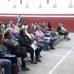 DISFUNCIONALIDAD FAMILIAR TEMA DE LA CONFERENCIA IMPARTIDA A PADRES DE FAMILIA