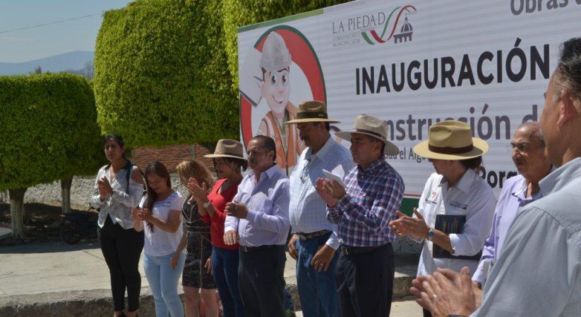 OBRAS POR 6 MDP SE ENTREGARON EN EL ALGODONAL