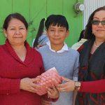 300 FAMILIAS SON BENEFICIADAS A TRAVÉS DEL PROGRAMA DEL BANCO DE ALIMENTOS DEL DIF