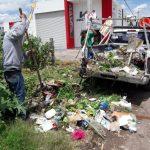 SERVICIOS PÚBLICOS APLICARÁ MULTAS A QUIENES SORPRENDA DEJANDO BASURA EN ZONAS PROHIBIDAS