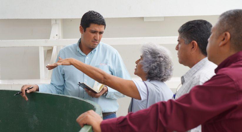 REACTIVAR LOS CENTROS COMUNITARIOS PRIORIDAD DE ESTE GOBIERNO