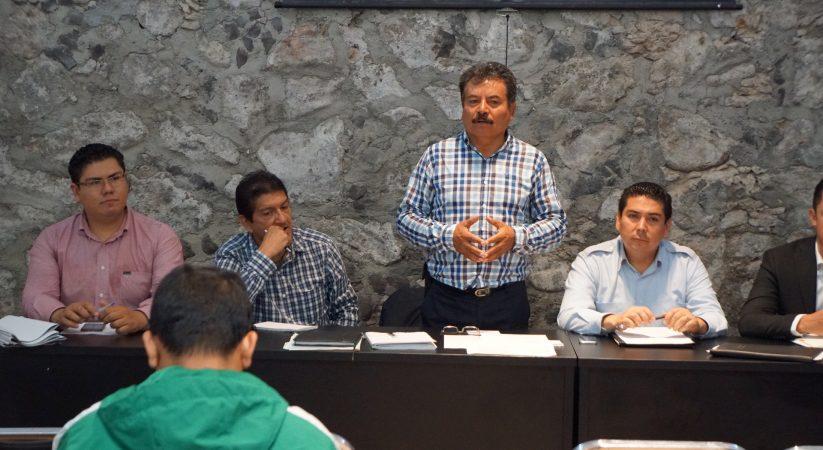 ASIGNAN COMISIONES PARA EL DESARROLLO DEL TRADICIONAL DESFILE DEL 16 DE SEPTIEMBRE