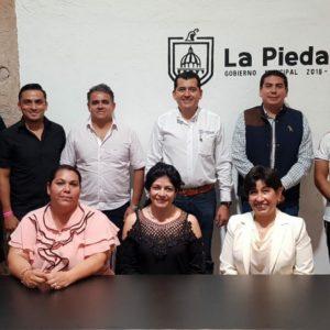 INTEGRAN EL CONSEJO MUNICIPAL DEL DEPORTE EN LA PIEDAD (COMUDE)
