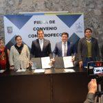 GOBIERNO DE LA PIEDAD Y PROFECO FIRMAN CONVENIO DE COLABORACIÓN