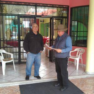 INICIA CAMPAÑA DE REGULARIZACIÓN DE SALONES PARA EVENTOS