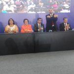 PRESENTA ALEJANDRO ESPINOZA SU PRIMER INFORME DE GOBIERNO